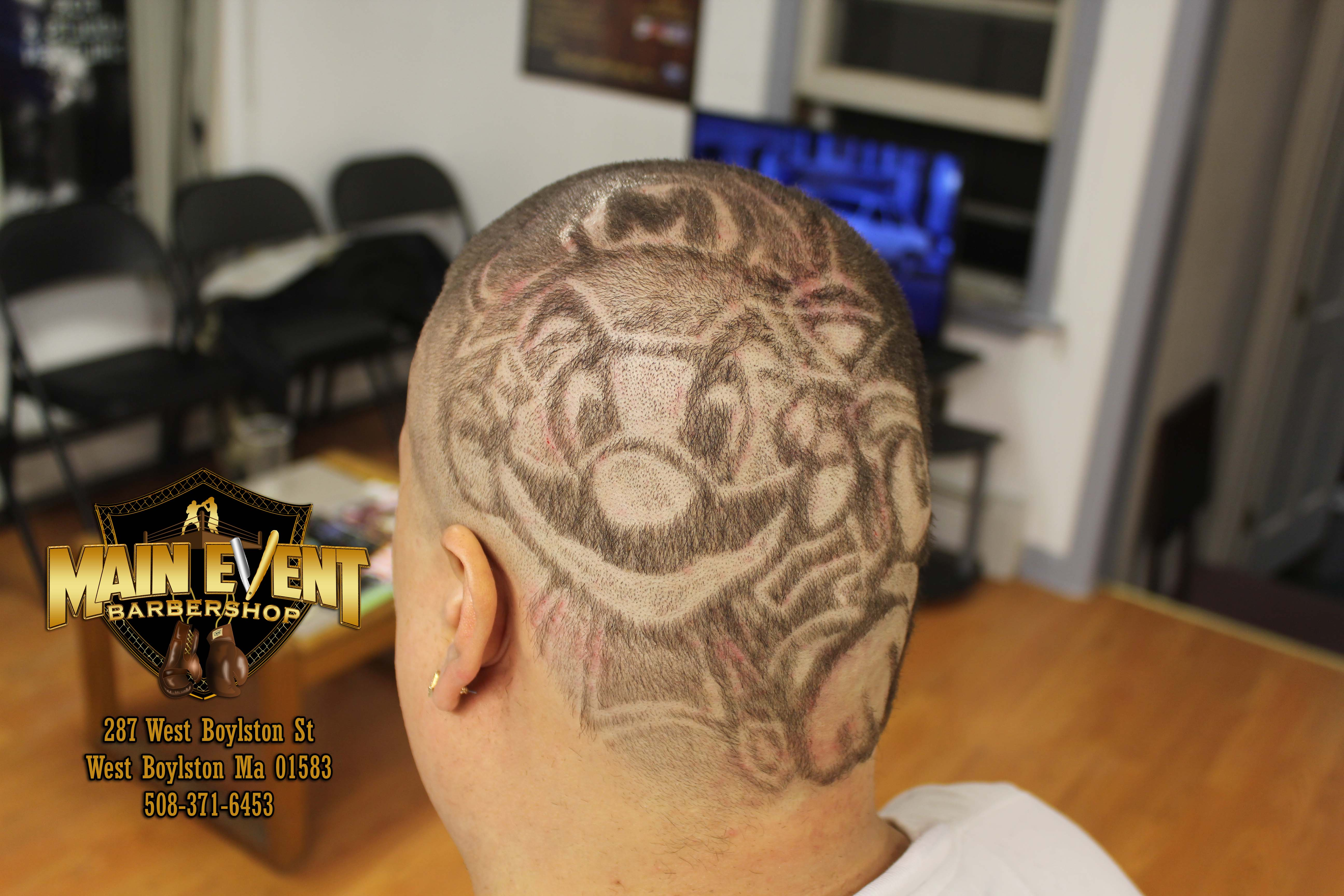 Mario And Sonic Theme Hair Design By Toca Legacy New England S Premier Barbershop